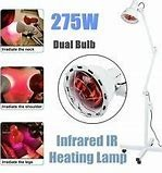 infrared lamp used for muscle pain