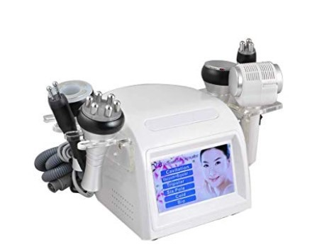 Fat Burning and Removal, Enshey 8 in1 Anti-Aging Skin Lifting Firming Wrinkle Removal Hot and Cold Hammer Beauty Machine