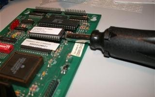 eprom removal