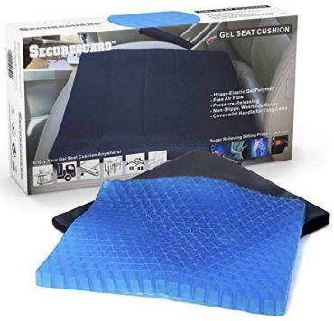 secureguard gel seat cushion