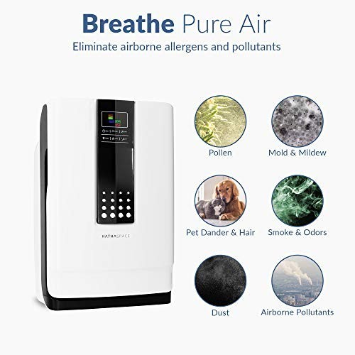 Hathaspace air purifier