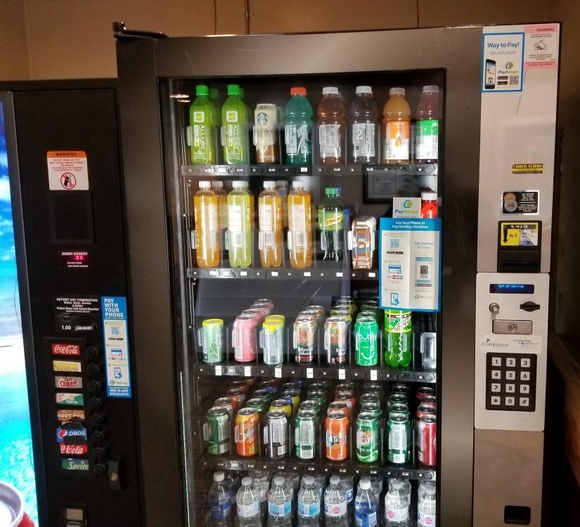 vending machine in richmond