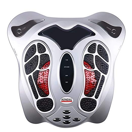 physiotherapeutic foot massager