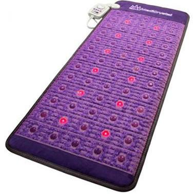Medicrystal large infrared heating pad