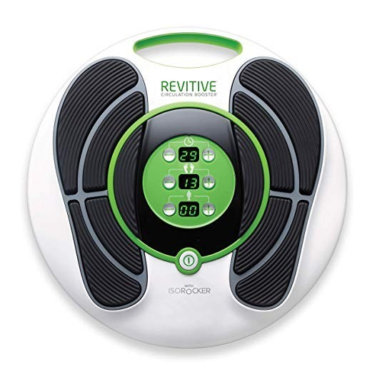 revitive blood circulation foot massager