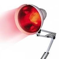 infrared lamp for skin