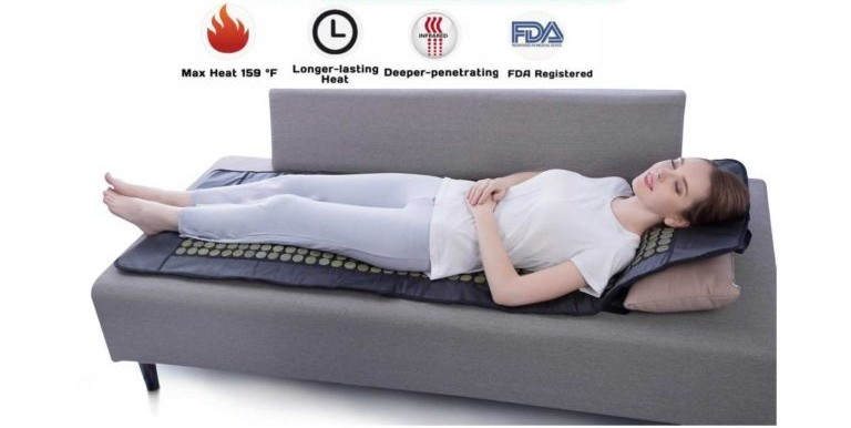 infrared heat mattress