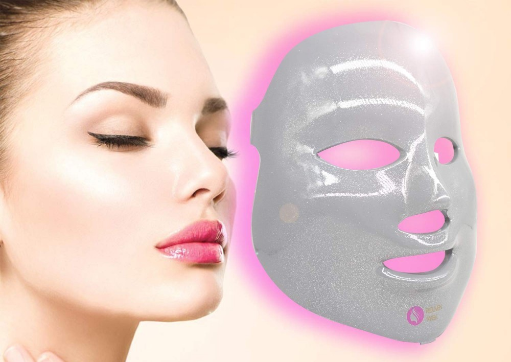 anti aging using light therapy for face
