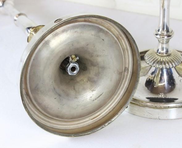 Antique Lamp Restoration