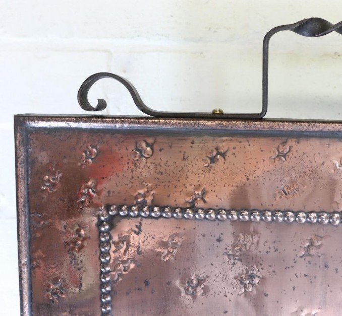 Antique wrought iron