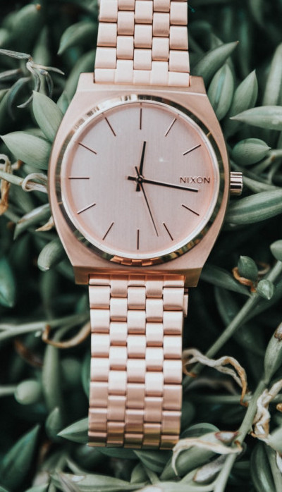 A Watch is an easy item to sell on eBay