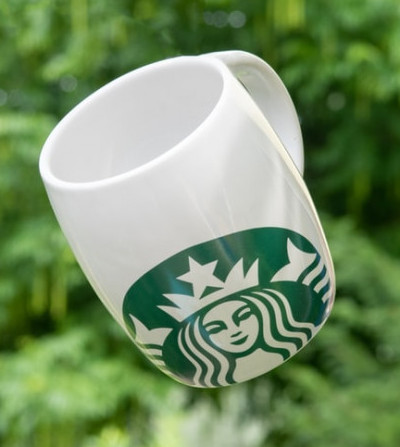 A Starbucks Coffee Mug is an easy item to sell on eBay