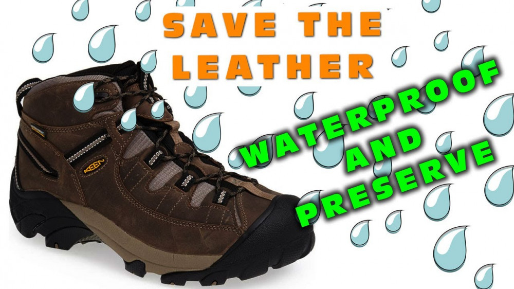 Ways to reproof and waterproof your walking boots