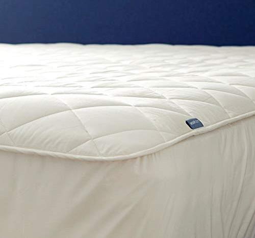 WOOLROOM DOUBLE W135cm x L190cm DELUXE Natural Organic British Wool Mattress