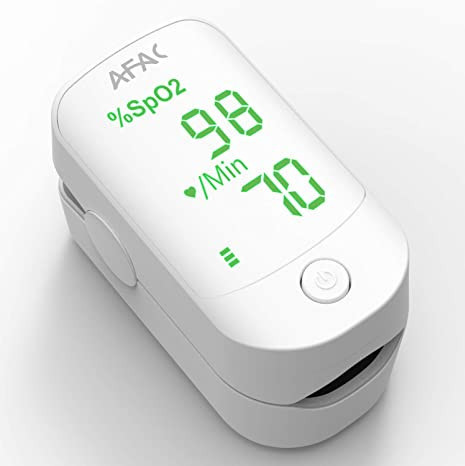 AFAC Fingertip Oxygen Saturation Pulse Oximeter