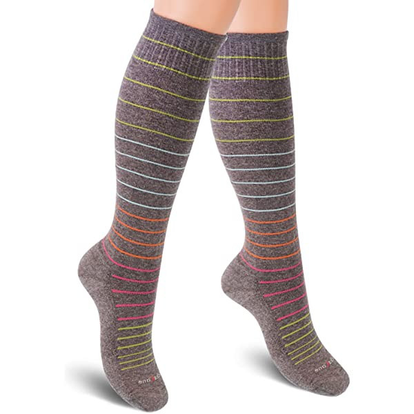 Cotton Compression Support Socks for Women