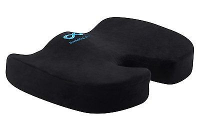 Everlasting Comfort 100% Pure Memory Foam Luxury Seat Cushion