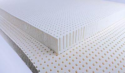 Latex mattress toppers
