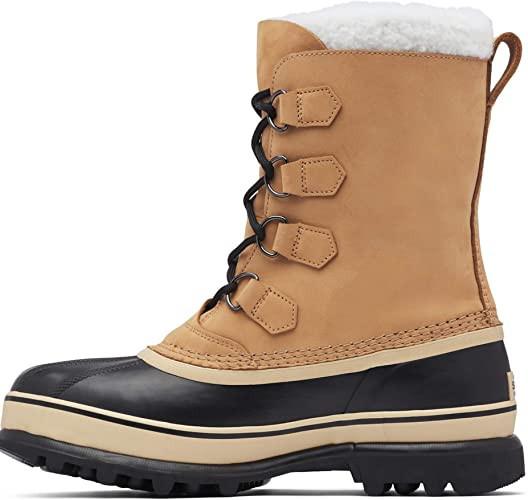 Sorel Caribou Men's Waterproof Winter Boots