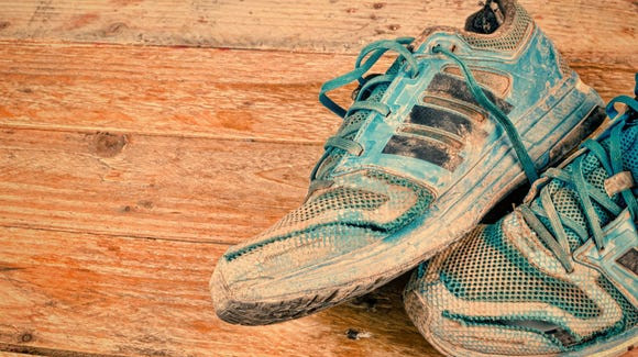 How to clean your walking shoes and boots