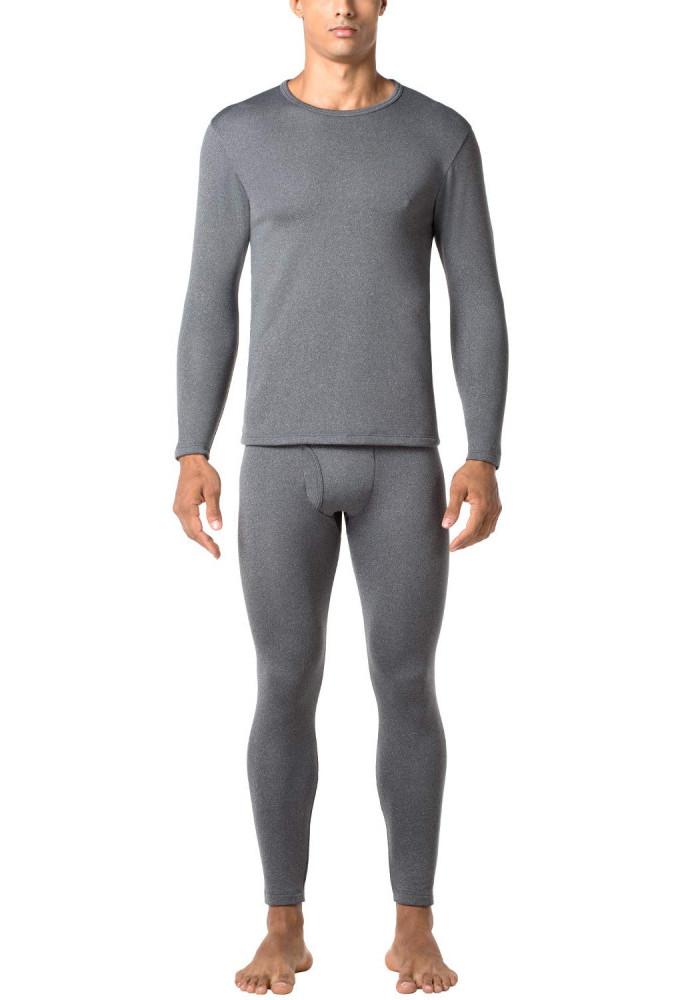 LAPASA Men's Heavyweight Thermal Underwear Set