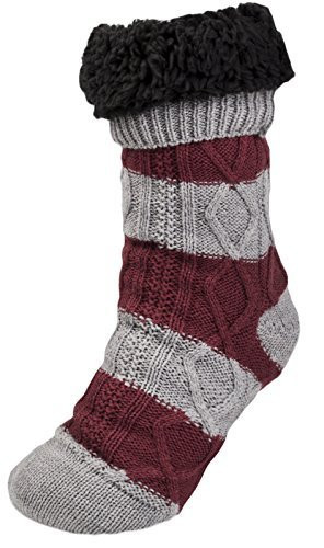 Strong Souls Mens Cosy Slipper Socks