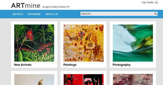 Sell Art In Online Art Galleries