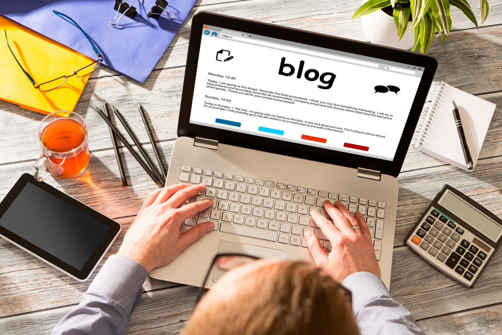 Visualize The Success Blogging Regularly Will Bring You