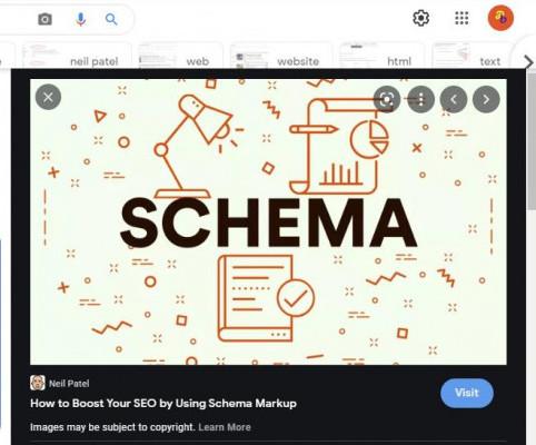 Using Schema Markup