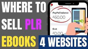 Selling PLR Products On Fiverr