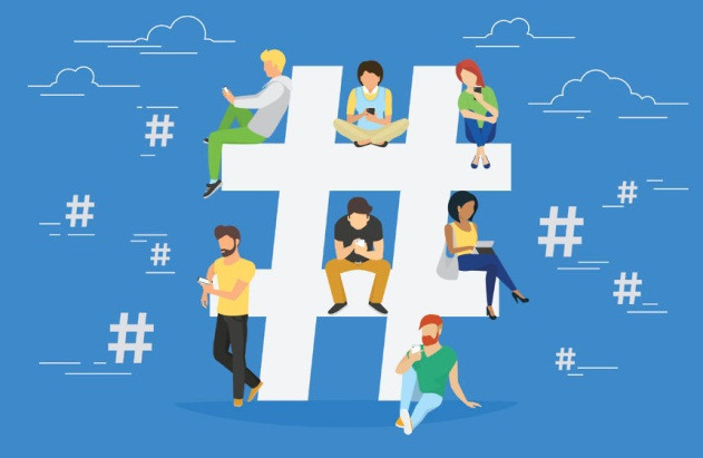 Use Hashtags To Get Found