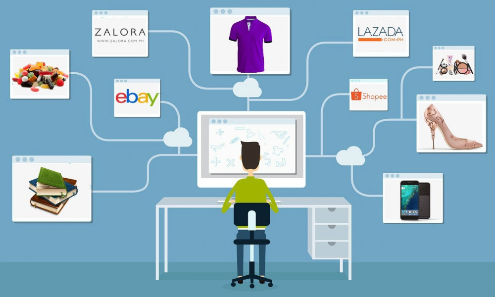 Top 7 Ways To Sell Online