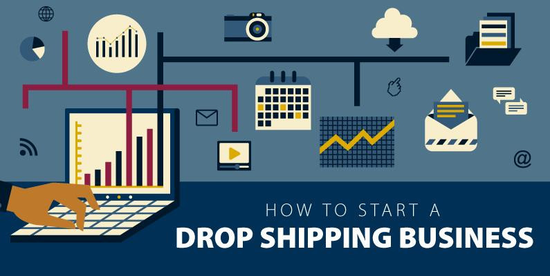 Drop-shipping business