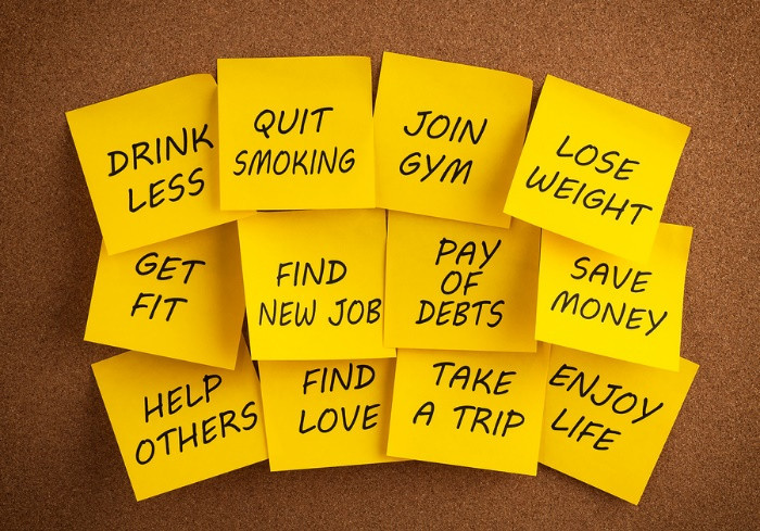 Setting Goals To Keep You Motivated