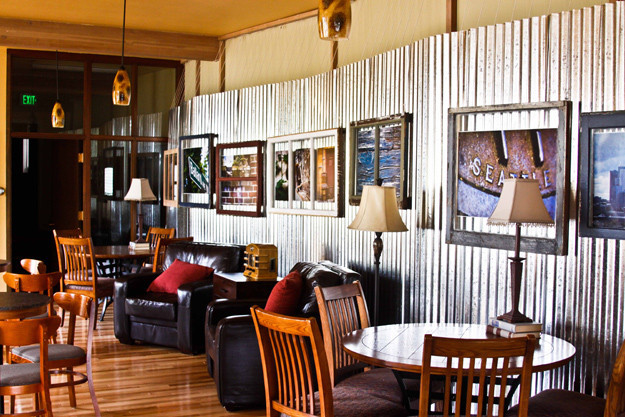 Sell Art In Coffee Shops And Restaurants