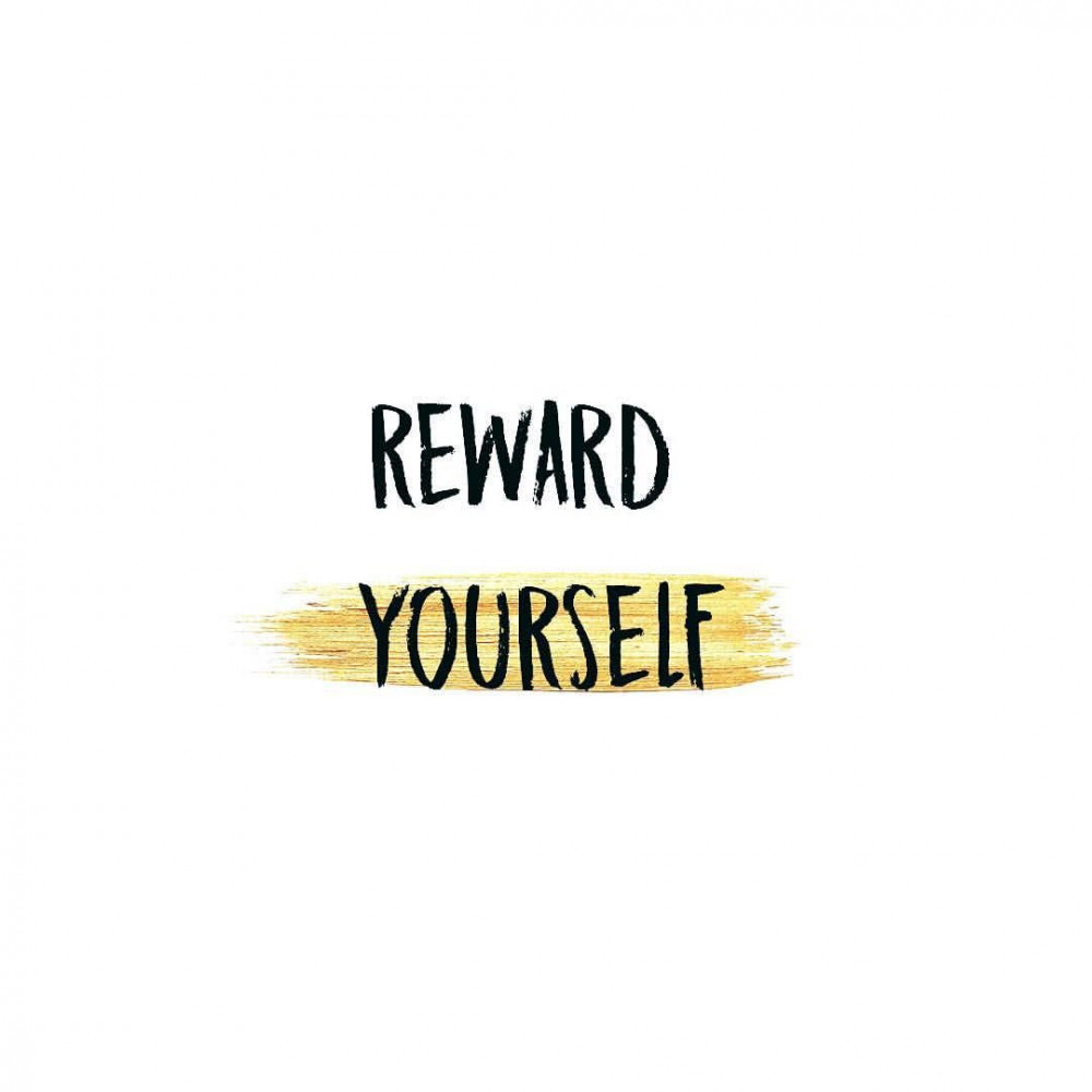 Reward Yourself Every Time You Hit Publish