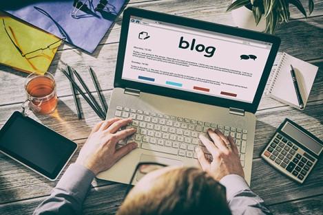 Advantages Of Writing Blog Posts
