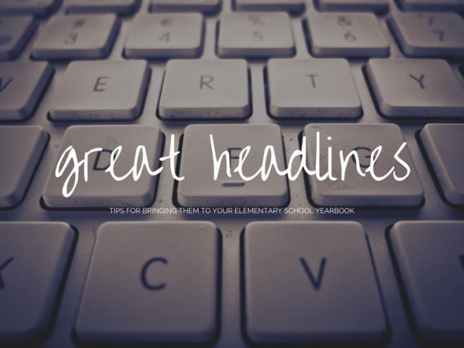 Provide Context In Headlines
