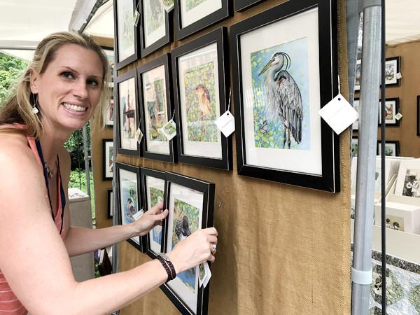 Sell Art In Art Fairs