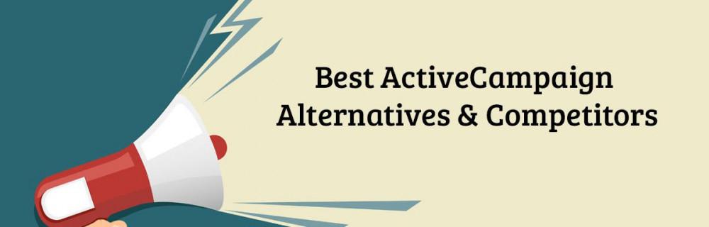 ActiveCampaign Competitors