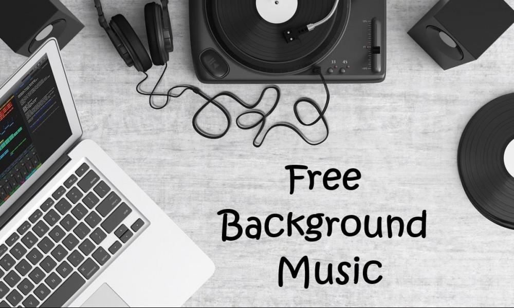 Add A Free Background Music Track