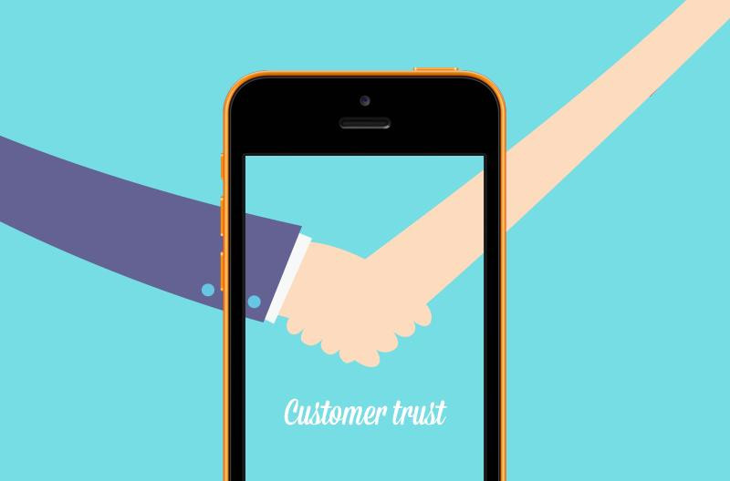 1. Customers Trust You More