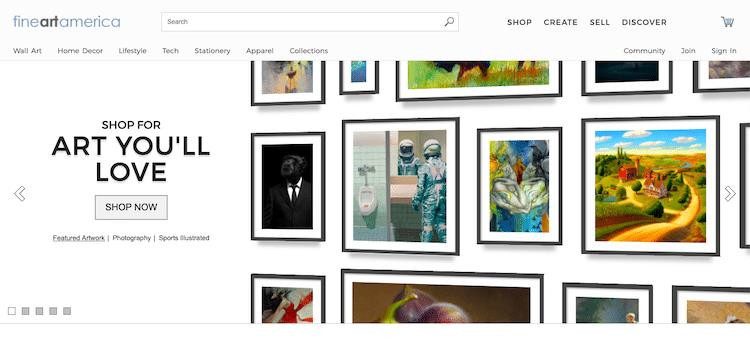 Sell Art In An Auction Website