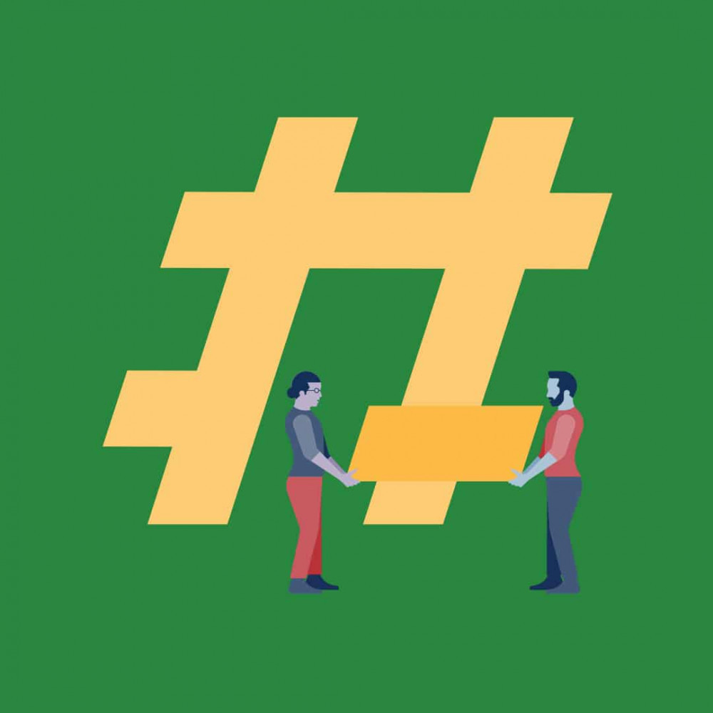 What Are Hashtags Good For?