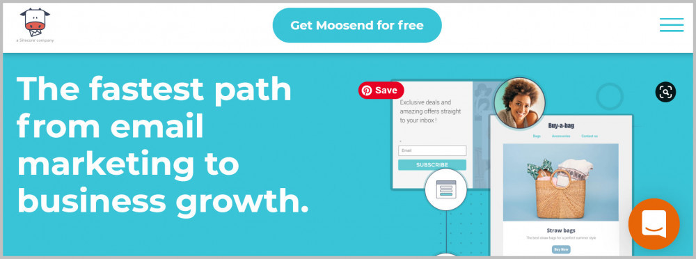 Moosend Reviews - Details, Pricing, And Features