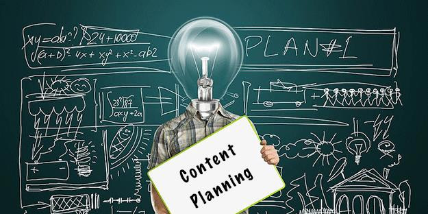 Planning Your Content
