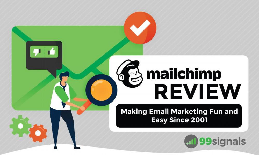 Mail Chimp platform