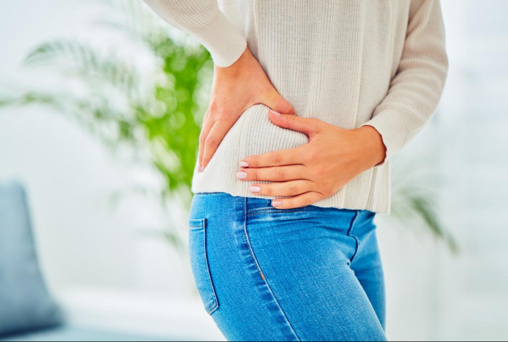 Problems associated with hips and back