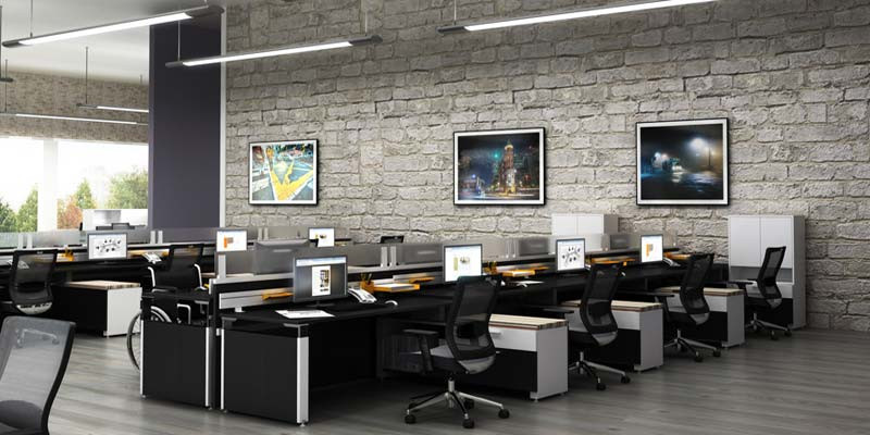 Office Layout And Location