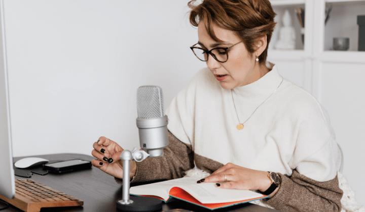 Become an audiobook narrator